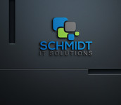 Schmidt IT Solutions Logo - Entry #106