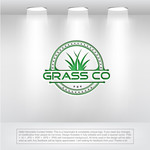 Grass Co. Logo - Entry #168
