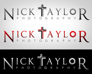 Nick Taylor Photography Logo - Entry #133