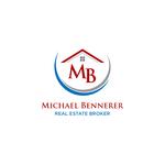 Michael Benner, Real Estate Broker Logo - Entry #34