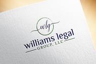 williams legal group, llc Logo - Entry #136