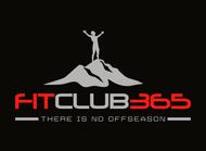 Fit Club 365 Logo - Entry #39