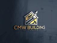 CMW Building Maintenance Logo - Entry #430