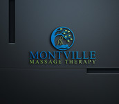 Montville Massage Therapy Logo - Entry #189