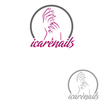 icarenails Logo - Entry #12
