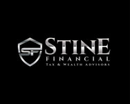 Stine Financial Logo - Entry #157