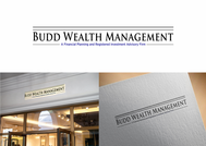 Budd Wealth Management Logo - Entry #168