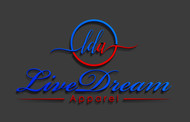 LiveDream Apparel Logo - Entry #230