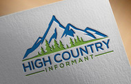 High Country Informant Logo - Entry #26