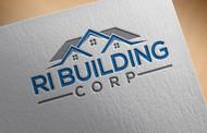 RI Building Corp Logo - Entry #64