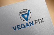 Vegan Fix Logo - Entry #259