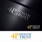 4P Wealth Trust Logo - Entry #292