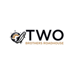 Two Brothers Roadhouse Logo - Entry #123