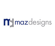 Maz Designs Logo - Entry #121