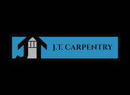 J.T. Carpentry Logo - Entry #34