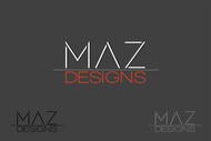 Maz Designs Logo - Entry #283