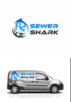 Sewer Shark Logo - Entry #203