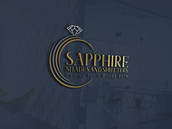 Sapphire Shades and Shutters Logo - Entry #180