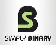 Simply Binary Logo - Entry #64