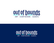 Out of Bounds Logo - Entry #49