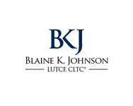 Blaine K. Johnson Logo - Entry #4