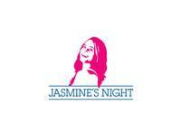 Jasmine's Night Logo - Entry #192