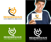 Regenerwave Men's Clinic Logo - Entry #39