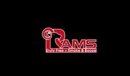 Rams Duty Free + Smoke & Booze Logo - Entry #289