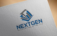 NextGen Accounting & Tax LLC Logo - Entry #280