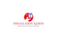 Installation Nation Logo - Entry #131