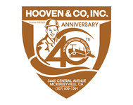Hooven & Co, Inc. Logo - Entry #31