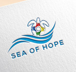 Sea of Hope Logo - Entry #144