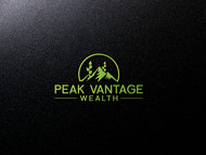 Peak Vantage Wealth Logo - Entry #55