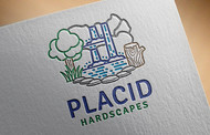 Placid Hardscapes Logo - Entry #25