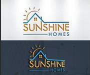 Sunshine Homes Logo - Entry #233