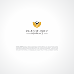 Chad Studier Insurance Logo - Entry #72