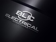 BLC Electrical Solutions Logo - Entry #366