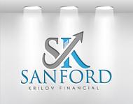 Sanford Krilov Financial       (Sanford is my 1st name & Krilov is my last name) Logo - Entry #365