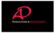 Corporate Logo Design 'AD Productions & Management' - Entry #57
