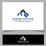 Steve Tuttle Plumbing & Heating Logo - Entry #46
