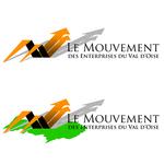 Le Mouvement des Entreprises du Val d'Oise Logo - Entry #45