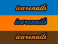 icarenails Logo - Entry #41