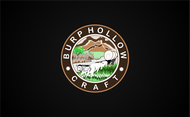 Burp Hollow Craft  Logo - Entry #318