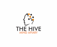 The Hive Mind Apiary Logo - Entry #138