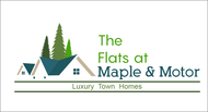 The Flats at Maple & Motor Logo - Entry #119