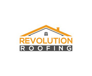 Revolution Roofing Logo - Entry #340