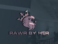 Rawr by Her Logo - Entry #88