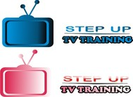 Move Up TV Training  Logo - Entry #57