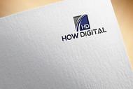 How Digital Logo - Entry #132