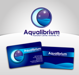 Aqualibrium Logo - Entry #44